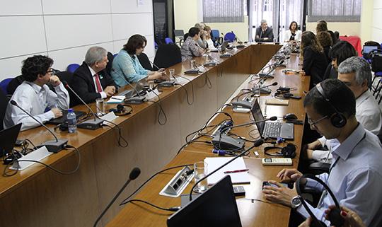 Brasil recebe representes do Fundo Multilateral para avaliar implementação de projeto do Protocolo de Montreal com foco na substituição de equipamentos contendo substâncias que destroem a Camada de Ozônio, CFCs e HCFCs
