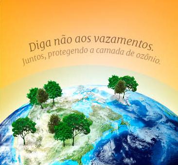 Fanpage debate Camada de Ozônio, Clima e Refrigeração no Brasil
