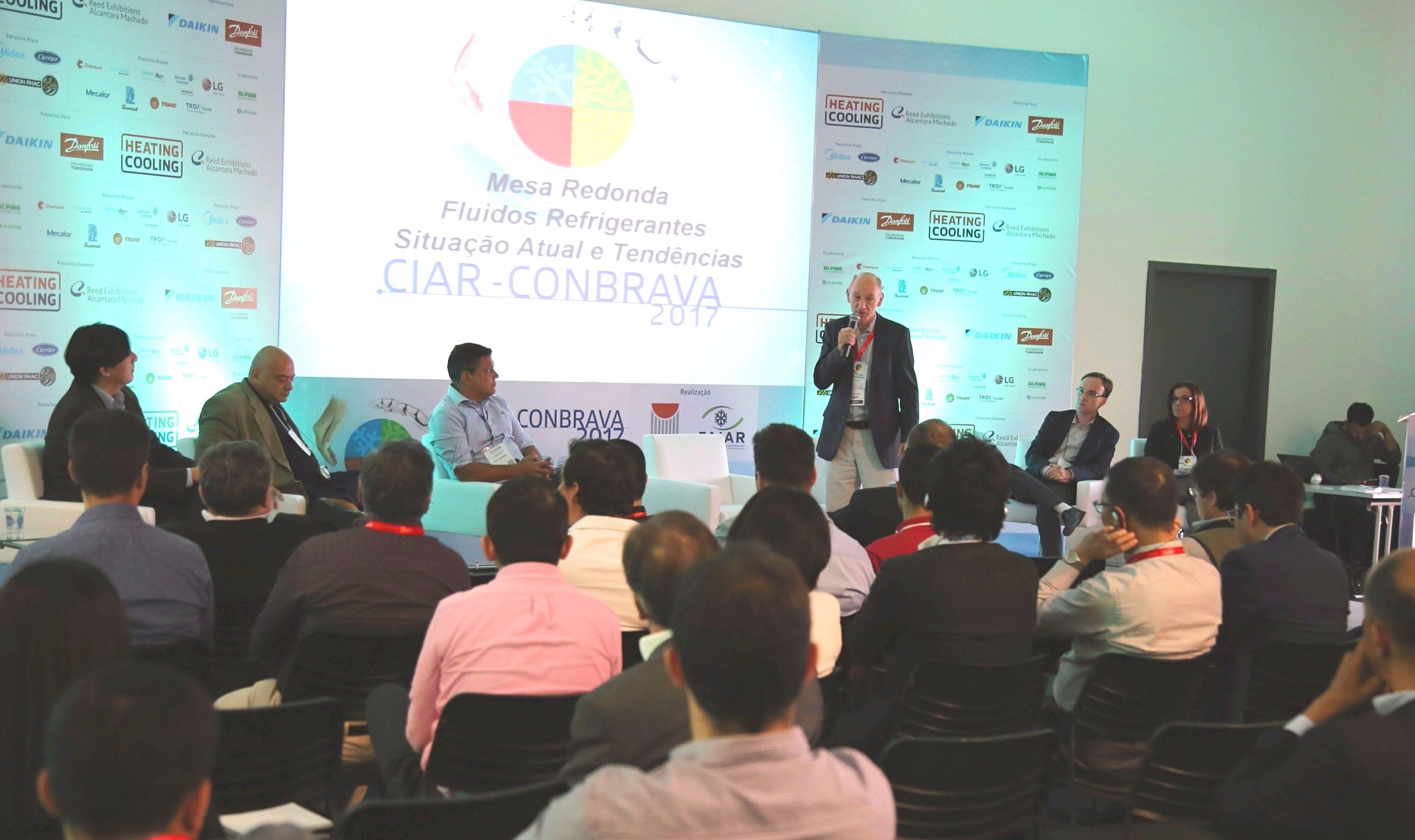 Congresso debate substâncias ambientalmente adequadas para o setor de refrigeração