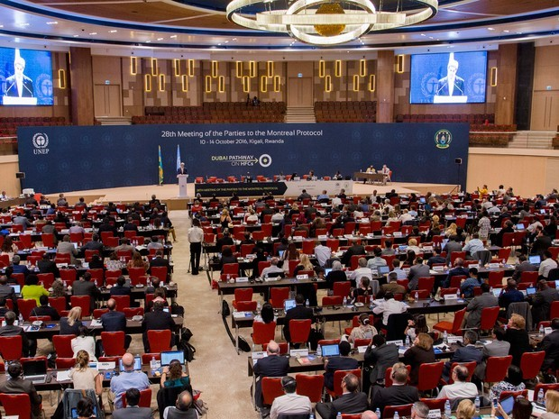 Acordo sobre redução progressiva de HFCs é adotado em Ruanda