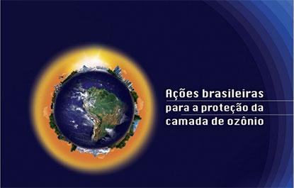 Livro compila ações de proteção da camada de ozônio